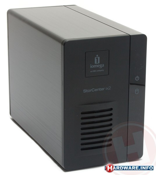 Iomega StorCenter ix2 2TB (2x 1TB)