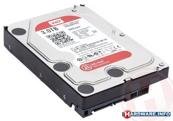 Western Digital Red 3TB (64MB)
