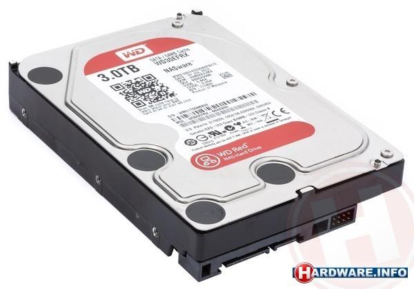 Western Digital Red 3TB (64MB)