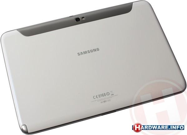 Samsung Galaxy Note 10.1 3G White