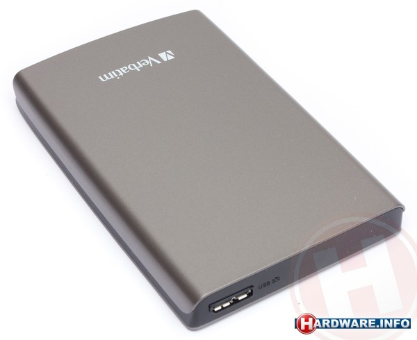 Verbatim Store 'n' Go 500GB Grey (USB 3.0)