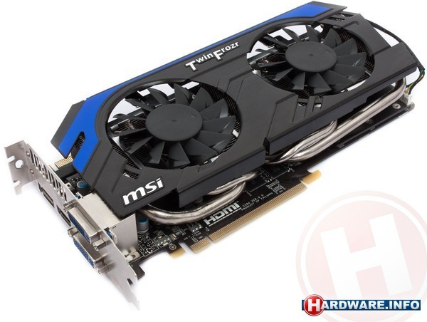 MSI N660Ti Power Edition 2GD5/OC