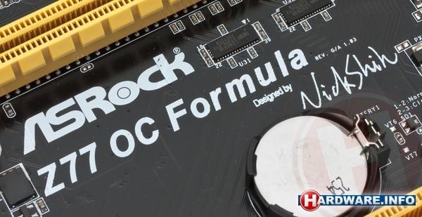 ASRock Z77 OC Formula
