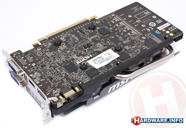 MSI N660 TF 2GD5/OC