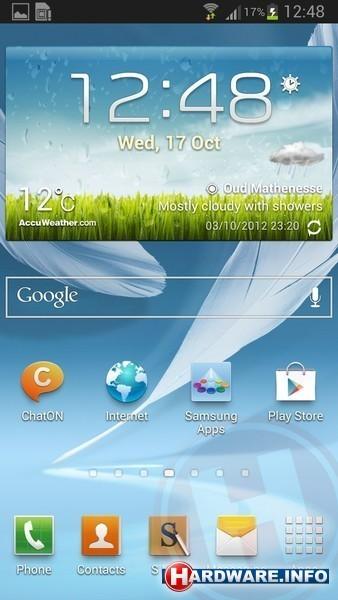 Samsung Galaxy Note II Grey