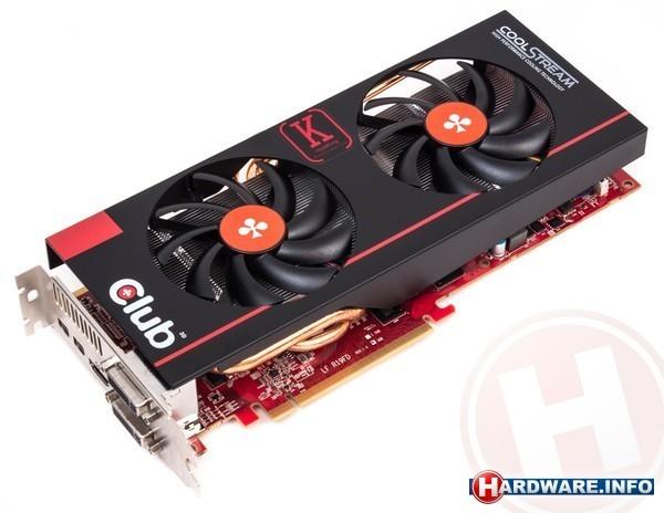 Club 3D Radeon HD 7950 royalKing V2 3GB