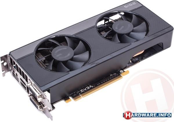 EVGA GeForce GTX 660 FTW Signature 2 3GB