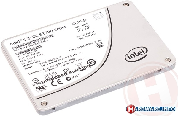 Intel DC S3700 800GB