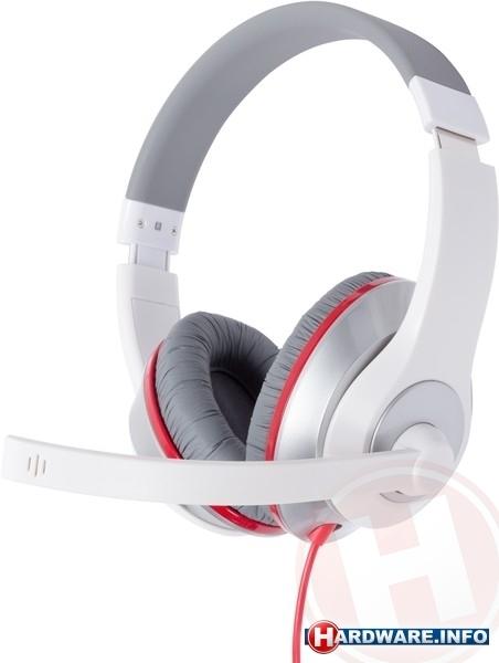 Speedlink Aux Stereo Headset White