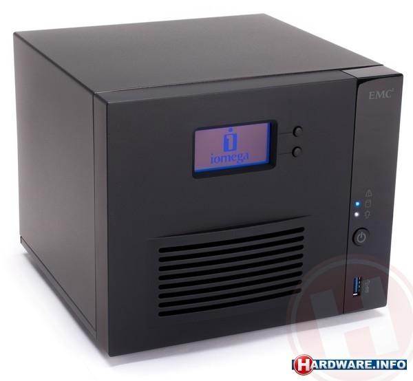 Iomega StorCenter ix4-300d