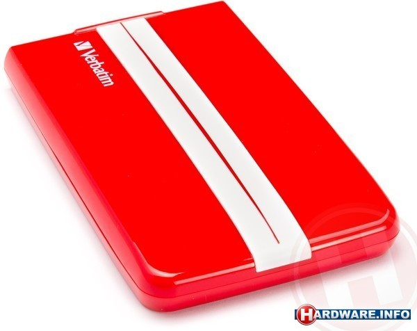 Verbatim GT SuperSpeed 500GB Red