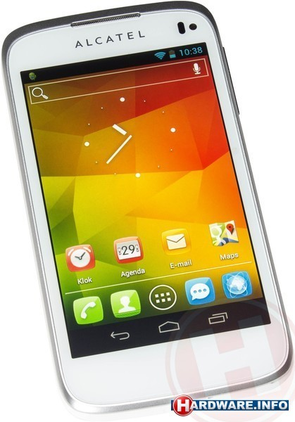Alcatel One Touch 997D White