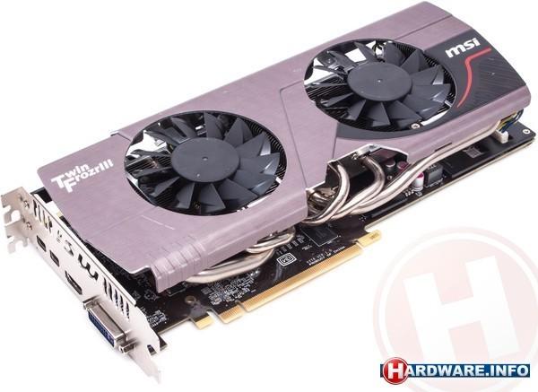 MSI R7950 Twin Frozr Boost Edition 3GD5/OC