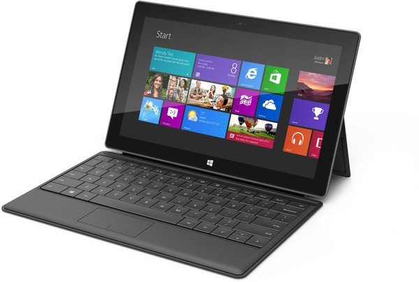Microsoft Surface RT 32GB + Touch Cover