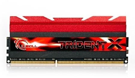 G.Skill TridentX 16GB DDR3-1600 CL7 kit