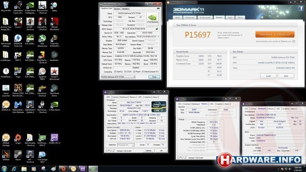 Asus GeForce GTX Titan 6GB