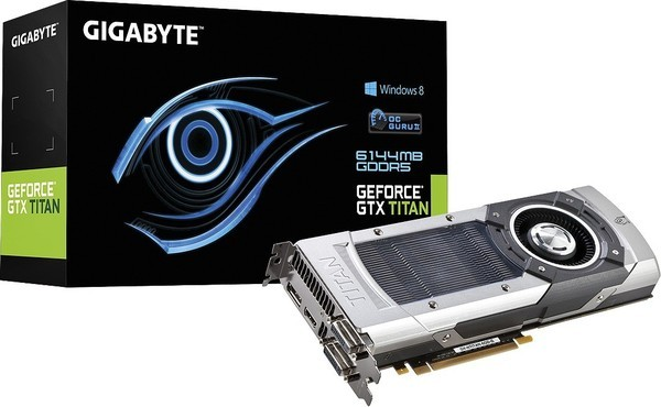 Gigabyte GeForce GTX Titan 6GB