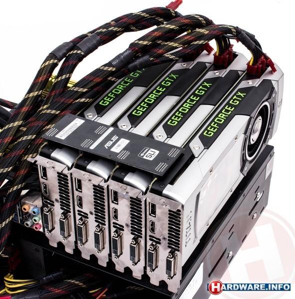 Nvidia GeForce GTX Titan SLI (4-way)