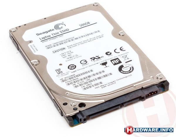 Seagate Laptop Thin SSHD 500GB