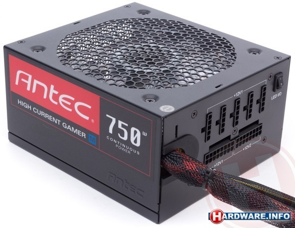 Antec HCG-750M High Current Gamer 750W