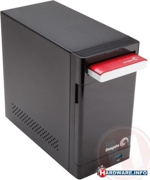 Seagate Business Storage 2-bay 6TB