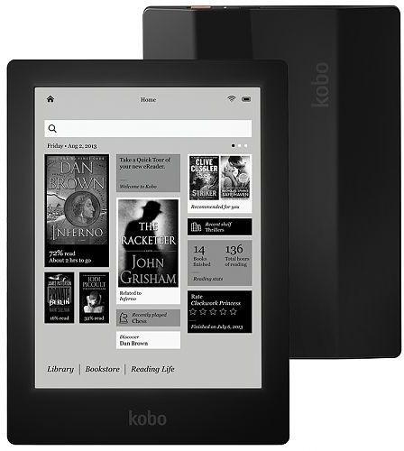Kobo Aura HD Black