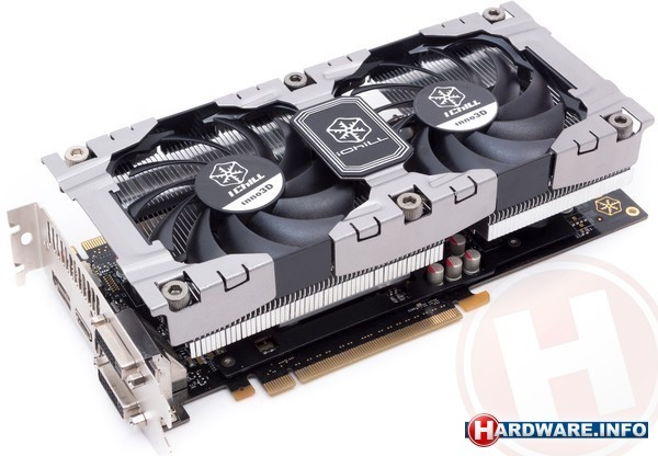 Inno3D GeForce GTX 660 iChill 2GB