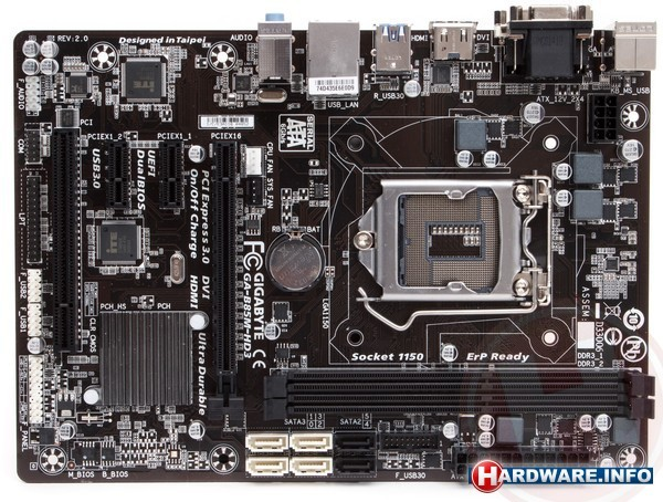 Gigabyte B85M-HD3