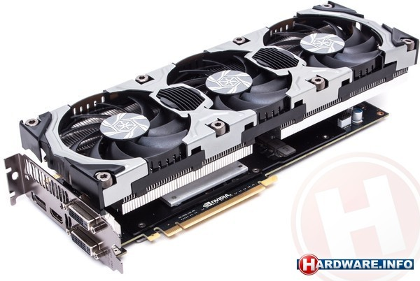 Inno3D GeForce GTX 780 iChill HerculeZ X3 Ultra 3GB
