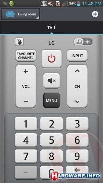 LG Optimus G Pro White