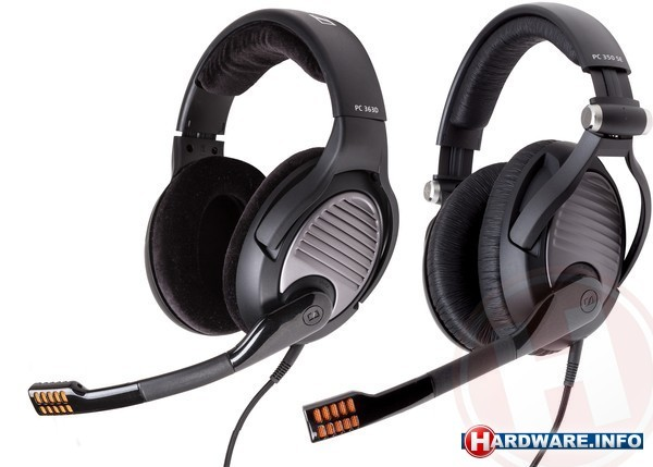 Sennheiser PC 363D 7.1 Surround Sound Gaming Headset