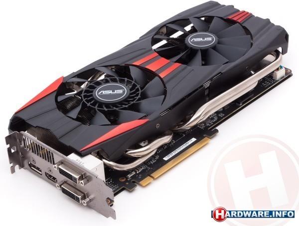 Asus GeForce GTX 780 DirectCu II OC 3GB