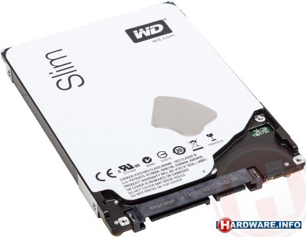 Western Digital Scorpio Blue 1TB (7mm)