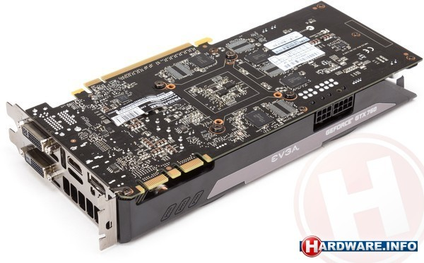 EVGA GeForce GTX 760 ACX Superclocked 2GB
