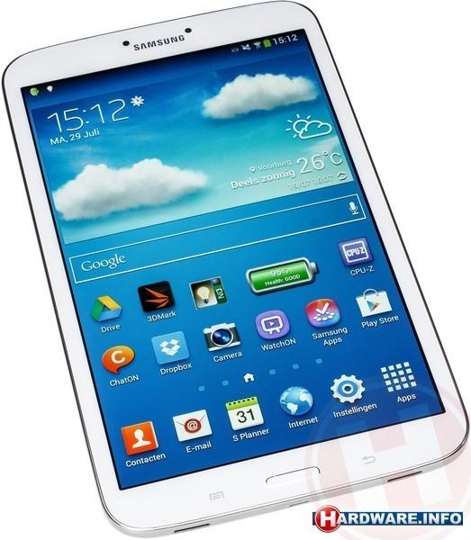 "Samsung Galaxy Tab3 8"" White"
