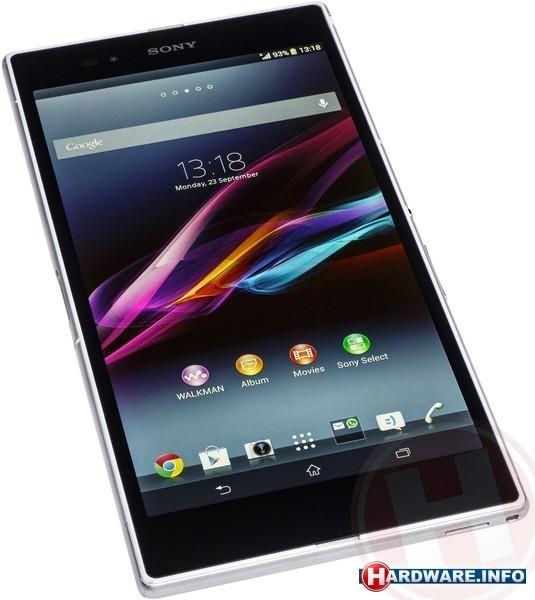 Sony Xperia Z Ultra White
