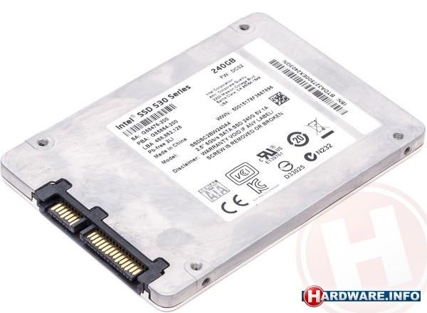 Intel 530 Series 240GB