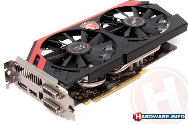 MSI N660 Gaming 2GD5/OC