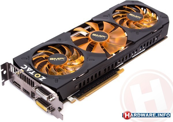 Zotac GeForce GTX 780 AMP! Edition v2