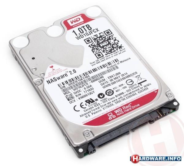 """Western Digital Red 1TB (2.5"""")"""