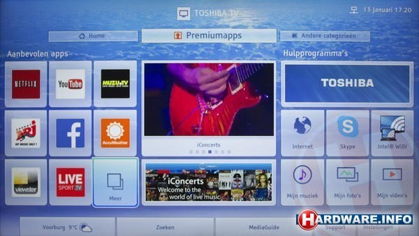 Toshiba 58M9363D