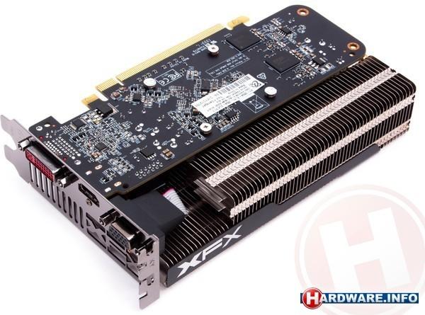 XFX Radeon R7 250 Core Edition Passive 1GB