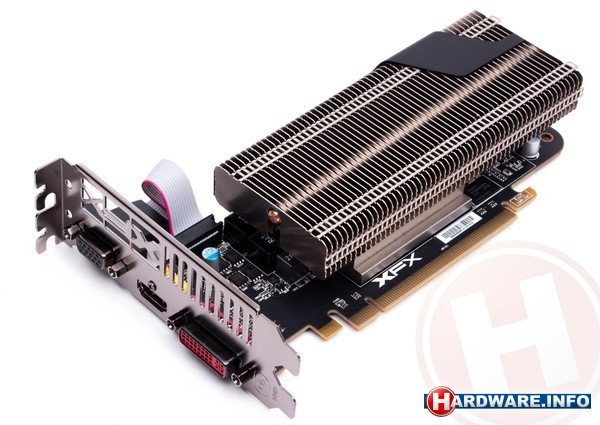XFX Radeon R7 240 Core Edition Passive 2GB