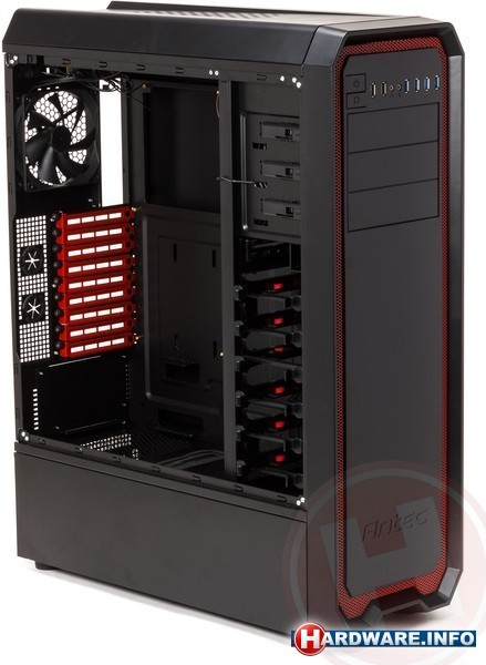 Antec Nineteen Hundred Red