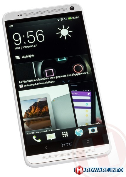 HTC One Max Silver