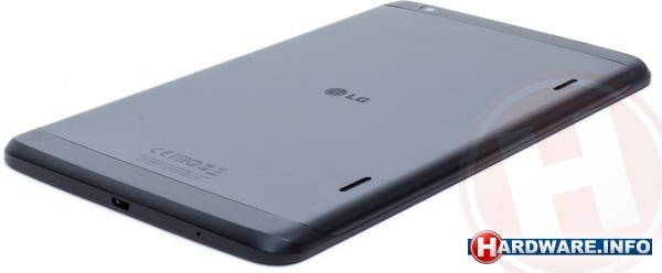 "LG G Pad 8.3"" Black"