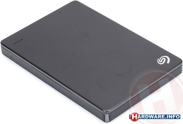 Seagate Backup Plus Slim Portable 2TB Black