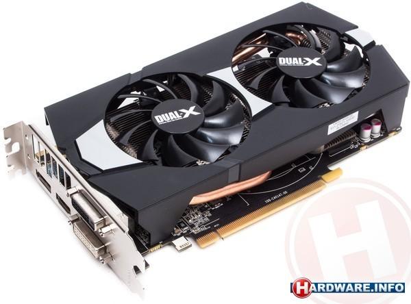 Sapphire Radeon R9 270 Dual-X OC 2GB
