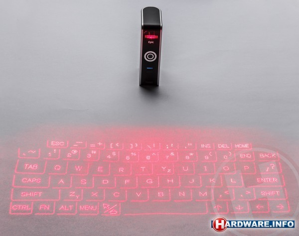 Celluon Epic Laser Keyboard Qwerty