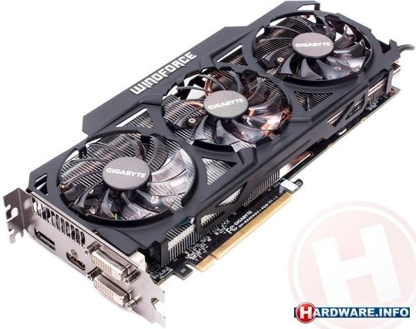 Gigabyte Radeon R9 290X WindForce OC 4GB